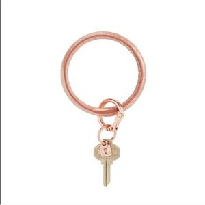 Accessories - O-Venture Keyring in Rose Gold